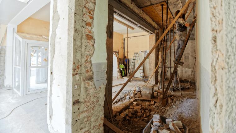 築古物件 リノベーション 耐震 ボロ